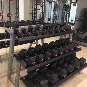 Large Hotel Gym